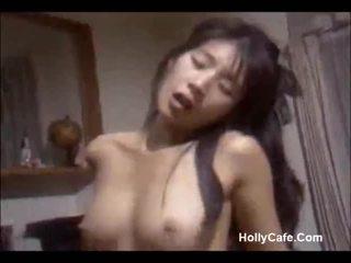 Japonesa mãe a foder dela marido
