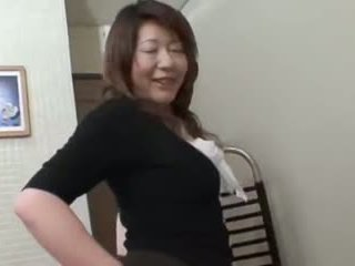 Japanese Chubby Mature yoko tomoda 43years No.3
