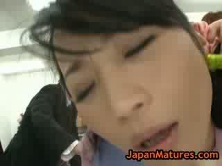 Rijpere natsumi kitahara in heet aziatisch homosexual 14 door japanmatures
