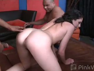 Some Sluts Just Need A Huge Black Dick Or In This Case Four Huge Black Dicks Katie Is Definitely No Angel As She Gags On Ebony Erections While Getting Double Stuffed In An Anal Aching Twat Tearing Dp Gang Bang After The Gang Bang Squad Leaves Her Hot Hole