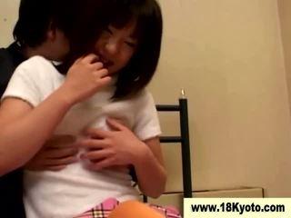 Japanisch dreckig teen schulmädchen video