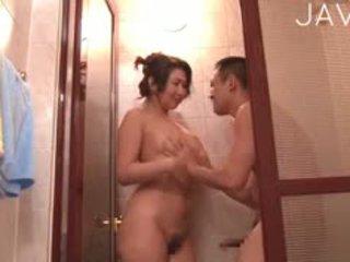 जापानी, बड़े स्तन, doggystyle
