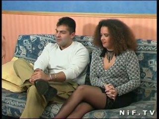 swingers, francês, anal