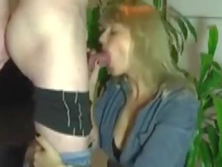 Nice Hot MILF Working a Cock for Cum, Porn 55