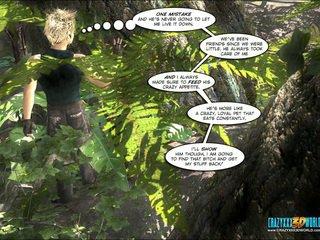 3d tegneserie legacy episode 7
