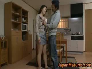 Ayane asakura moshë e pjekur aziatike model has seks part5
