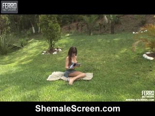 Awesome Shemale Screen Movie With Amazing Porn Stars Mariana, Nikki, AlesSandra