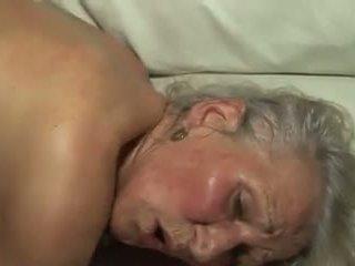 Grannys are follando: gratis consolador porno vídeo 89