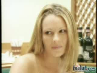brunette more, quality blow job online, new dick