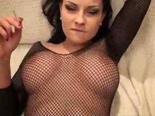 大胸部, 色情明星