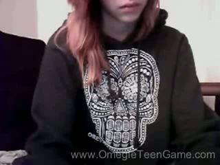 Ryanne plays omegle spēle par vebkāmera