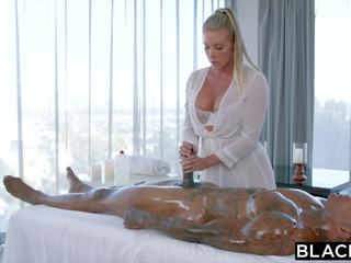 Blacked samantha saint cant weerstand bbc en rimming: porno 1a