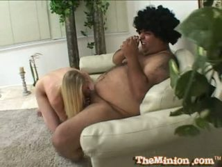 Aaliyah Jolie Eat Off A Tiny Cock Of A Cubby Chap