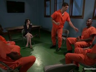 Tegan tate has band hecho amor por pervertida prisoners