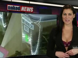 naked, news
