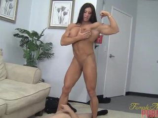 Angela salvagno - muscle keppimine