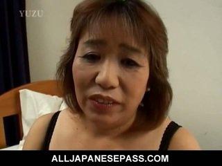 japānas, austrumu iedzīvotājs, nobriedis