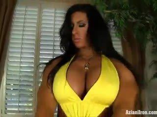 Aziani ferro angela salvagno female bodybuilder obter nu