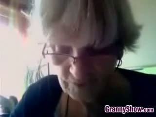 big boobs, webcam, granny