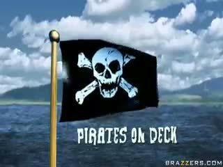 Pirates di deck
