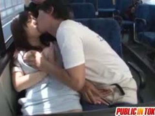 Yua kuramochi povekas on perseestä päällä the bussi