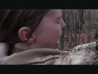 มีอารมณ์ outdoors - assfuck ด้วย หนุ่ม หญิง, โป๊ 71