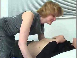 bedroom, anal, mom