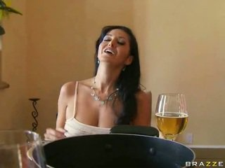 brunette, fun, blowjob
