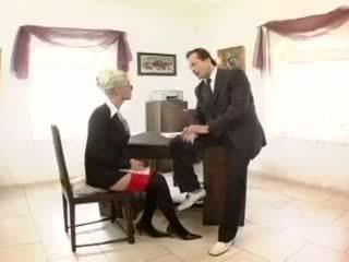 office, secretary, garter