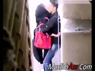 Hijab アウトドア セックス 2