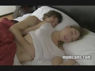 Spánek zkurvenej maminka