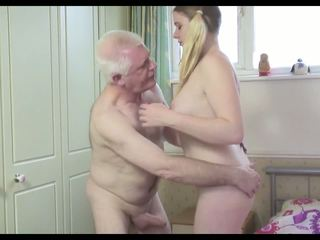 Caldi vecchio uomo n giovane puttana