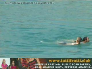 Monica fkk naakt strand vuistneuken, gratis tutti frutti porno video-