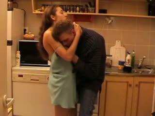 Daddys lánya szar -ban a konyha videó