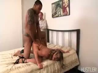 reality, interracial, blonde