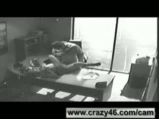Security Cam sex porn