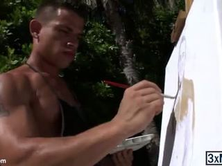 Dudes assess ready for hard fucked