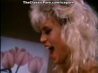 Amber lynn, nina hartley, buck adams trong cổ điển quái phim