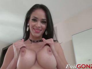 Hot Latina Jasmine Caro gets Her Tender Pussy Pounded