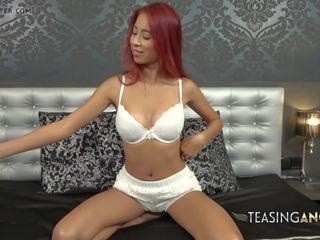 striptīzs, teasing, handjobs