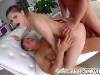 Culo traffic anna taylor double penetration anal hardcore escena vídeo