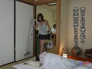 morena, japonês, big boobs
