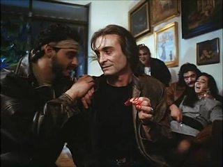 La noche del ejecutor (1992) स्पॅनिश birthday: वाइफ & बेटी गड़बड़ & spoiled