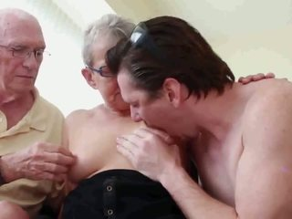 Grandma and Grandpa with Boy, Free Grandma Boy HD Porn a1