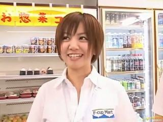 japonski, nenavadna, azijske girls