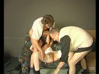 Casting leads to a threesome - Julia Reaves