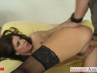 brunette, doggystyle, giống cọp ở my