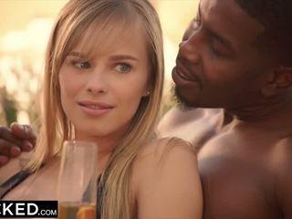 Blacked kendra sunderland interraciaal obsession deel 2