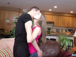 brunette quality, rated young ideal, oral sex