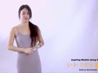 Supermodel cul baisée à audition casting